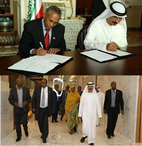 Image result for dp world somaliland