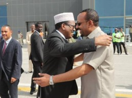 farmaajo and abiy ahmed